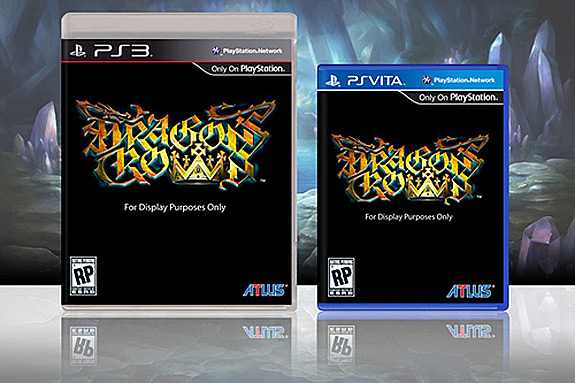 Dragon's Crown to be published by Atlus and s coming in 2013 (PS3, PS, Vita)
