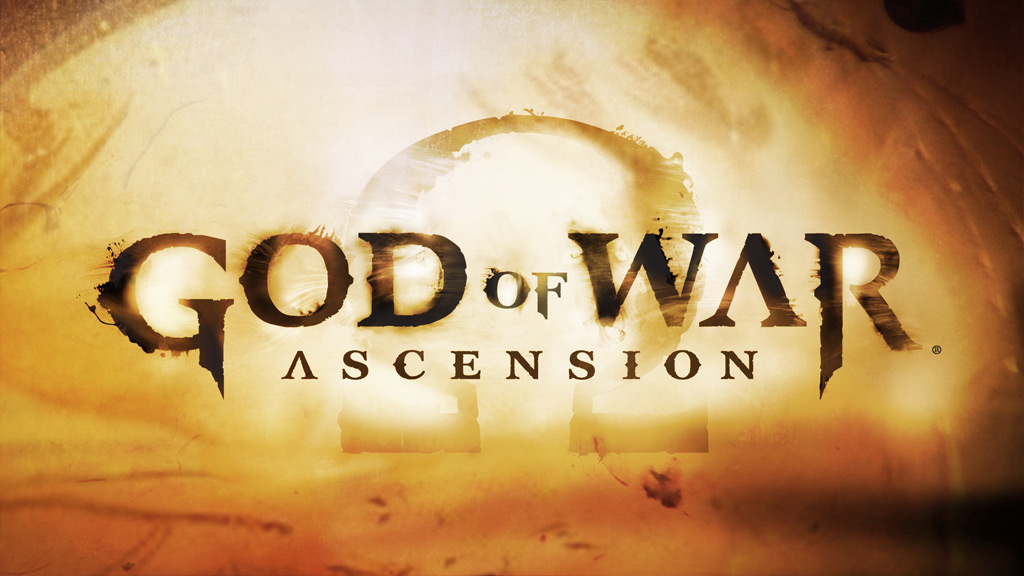 God of War: Ascension logo (Sony Computer Entertainment, Santa Monica Studios, PS3)