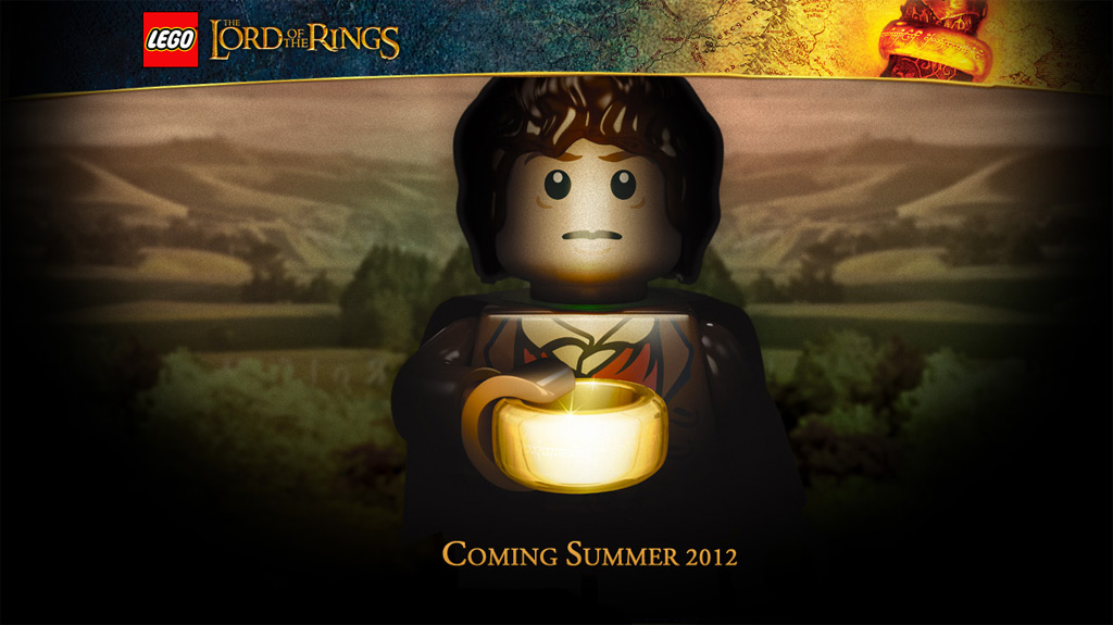LEGO The Lord of the Rings coming summer 2012