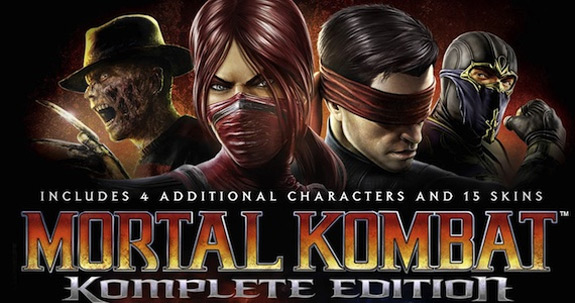 Mortal Kombat 2011 Cheats Ps3