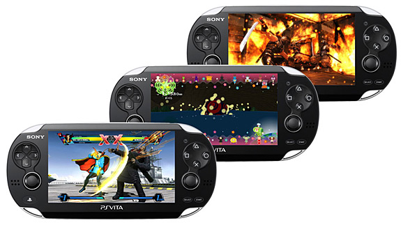 Sony PlayStation Vita prices for games, accessories, and memory cards (Gamestop)