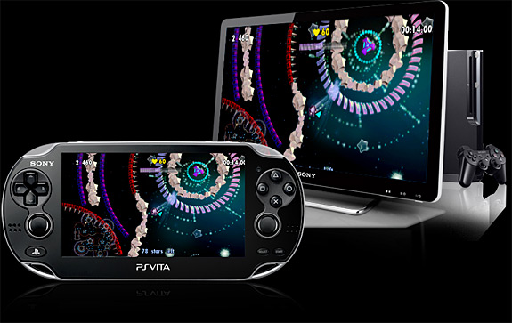 PlayStation Vita and PS3 Cross-Play (Sony)