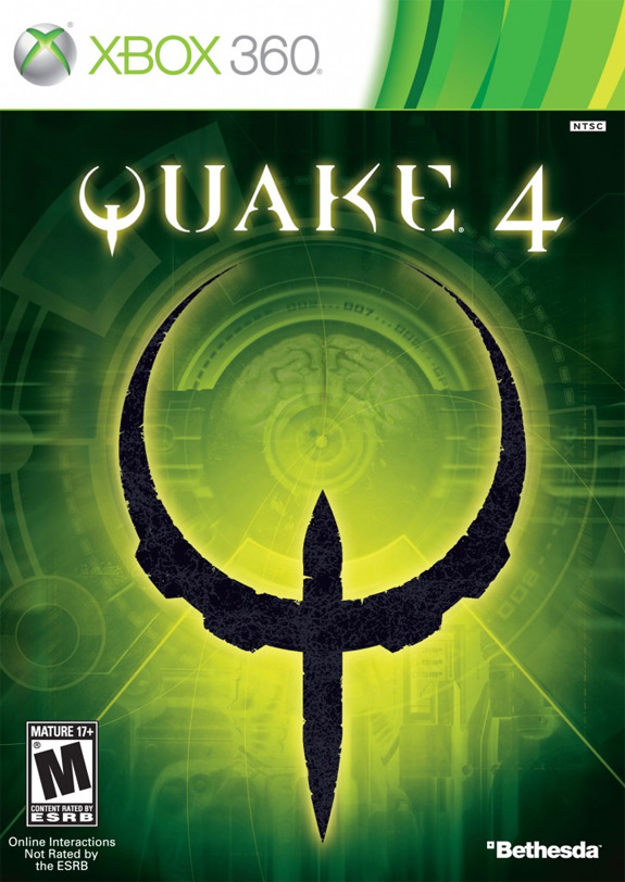 Quake 4 to be re-released at retail for $19.99 for Xbox 360 and Windows PC