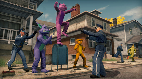 Saints Row: The Third cheat codes for gameplay, weapons, vehicles, weather, civilians and specials (PC, PS3, Xbox 360)