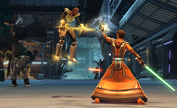 Star Wars: The Old Republic Game Update 1.2: Legacy (SWTOR, BioWare, EA, LucasArts)