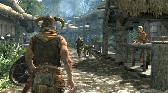 The Elder Scrolls V: Skyrim Radiant Quest System (PC, PS3, Xbox 360)