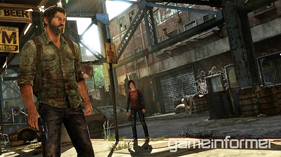 The Last of Us first screenshots (Naughty Dog, Sony, SCE, PS3)