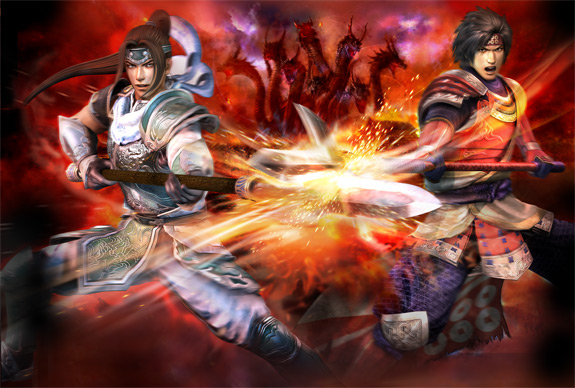 Warriors Orochi 3 release date announcement and screenshots (PS3, Xbox 360, Tecmo Koei, Omega Force)
