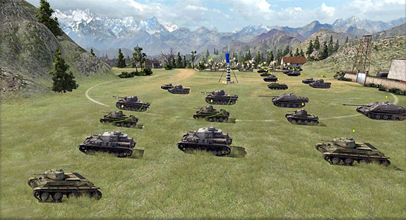 World of Tanks surpasses 24 million registered players (WoT, Wargaming.net)