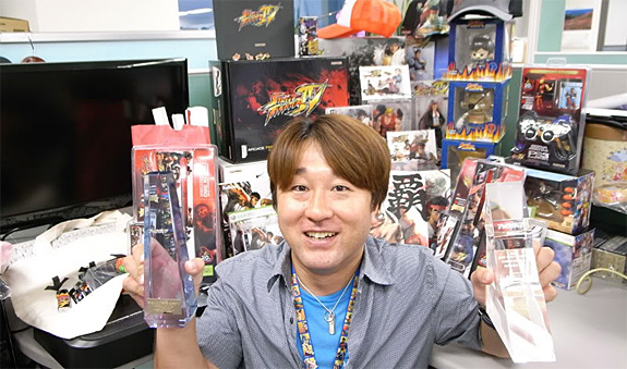 Street Fighter Producer Yoshinori Ono temporarily leaves Capcom due to health concerns