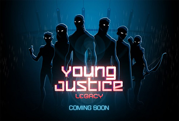 Young Justice: Legacy (DC Comics, Justice League)