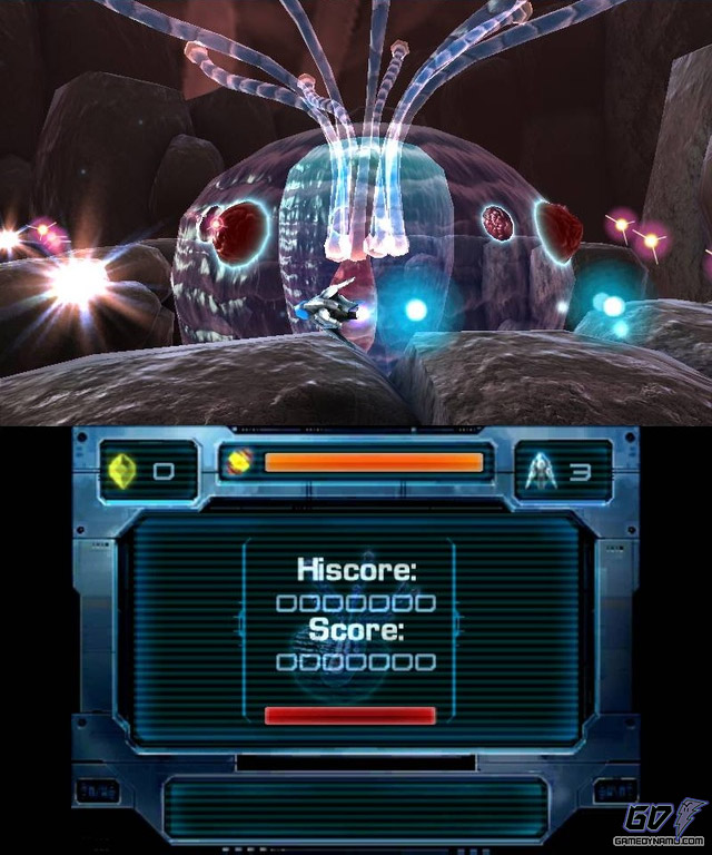 Nano Assault (Nintendo 3DS) Review Screenshots