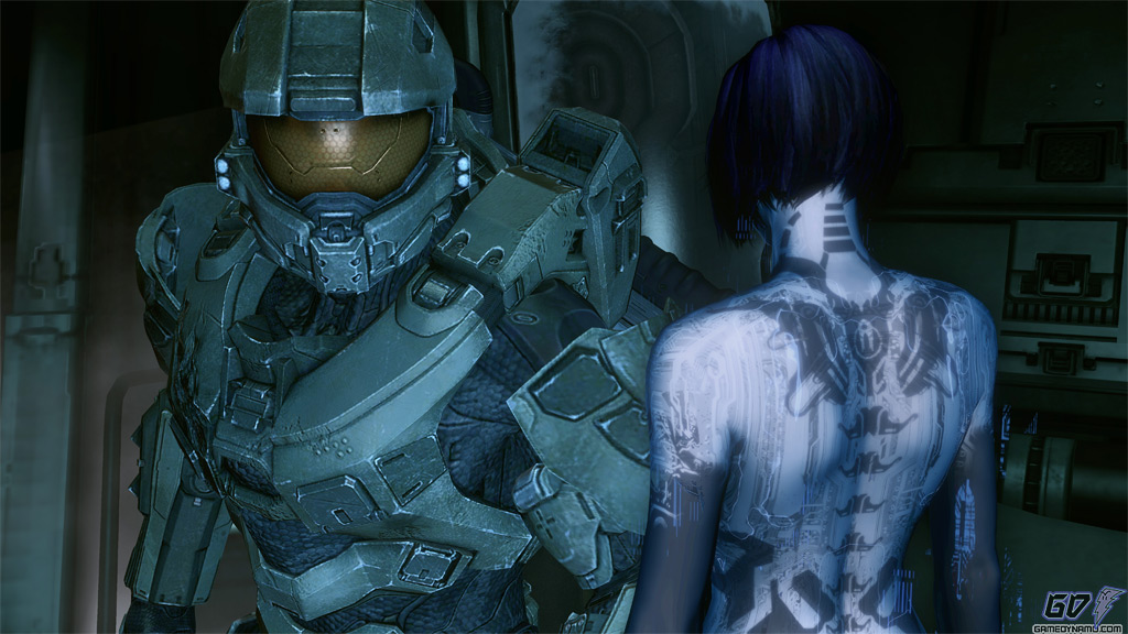 Halo 4 (Xbox 360)  Preview Screenshots
