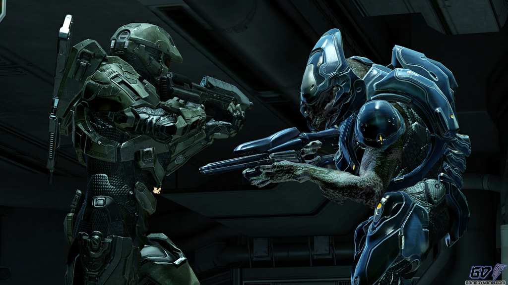 Halo 4 (Xbox 360) Review Screenshots