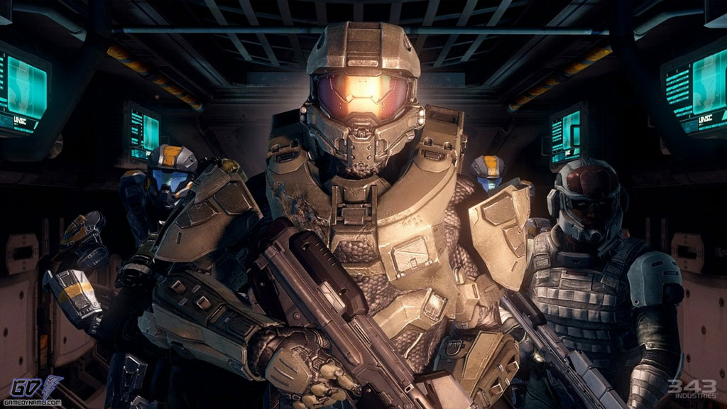 GameDynamo's Readers' Choice 2012: Halo 4
