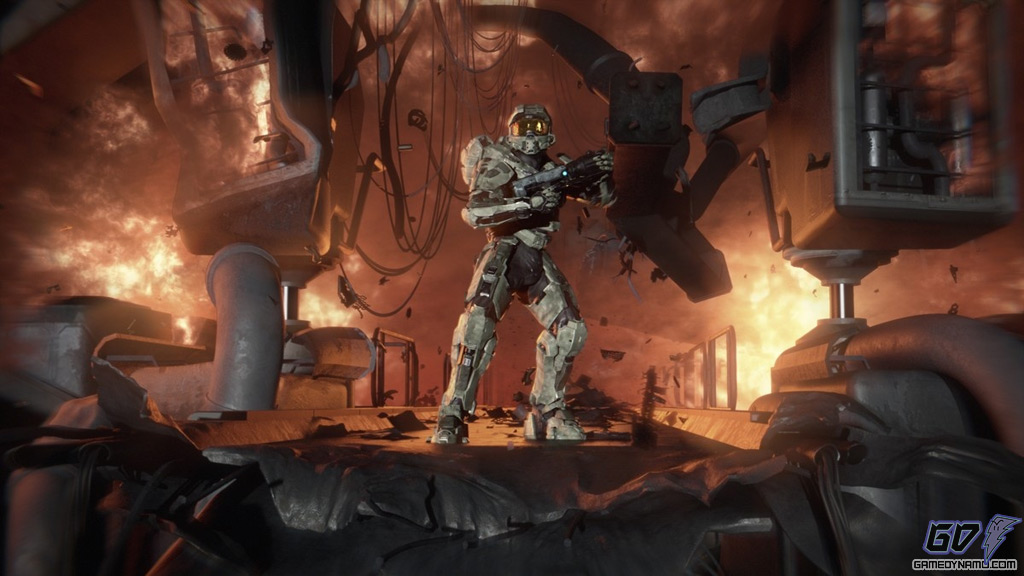 5 Games Gamers are Dying to Play in 2012 - Halo 4 (Nov. 2012)