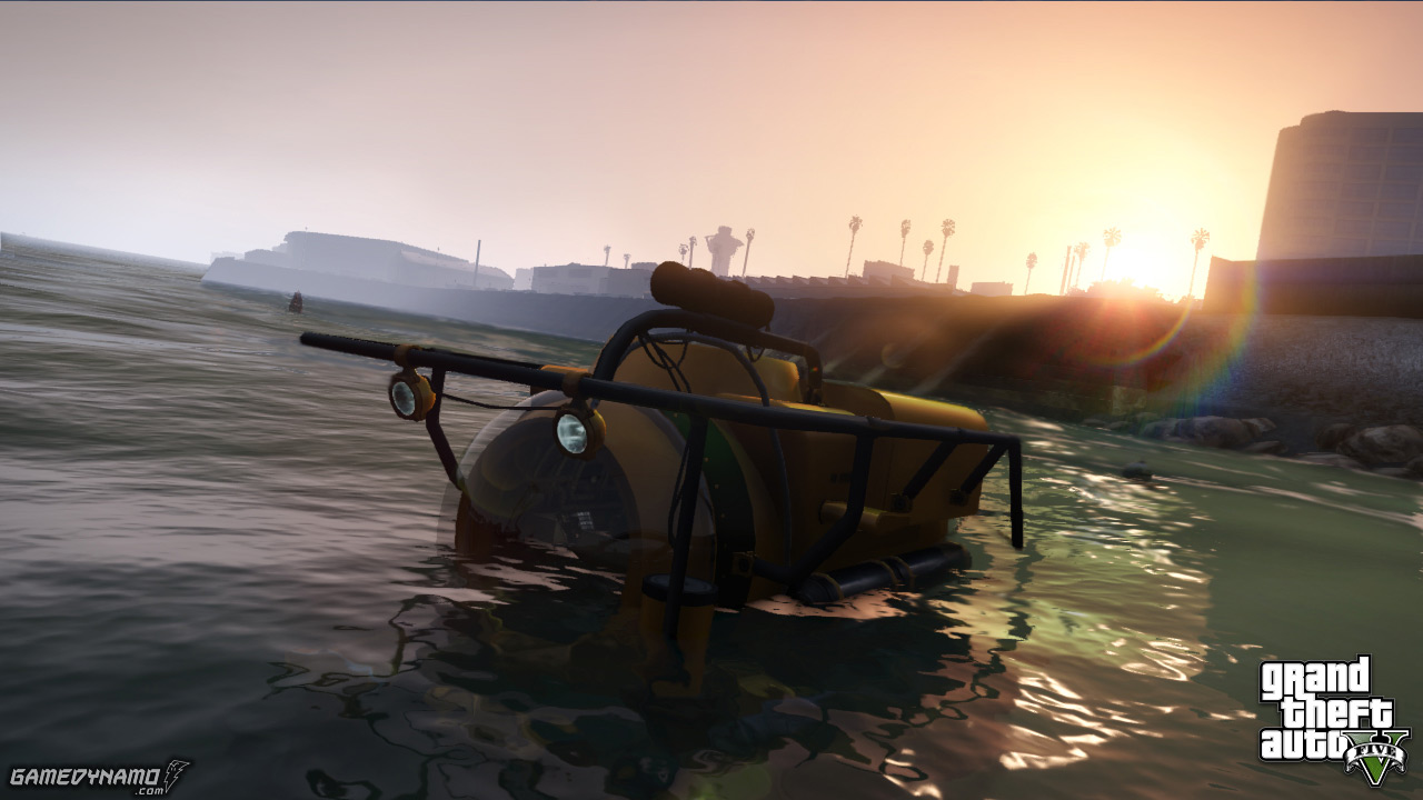 GTA V release date could be set for March; new screenshots inside