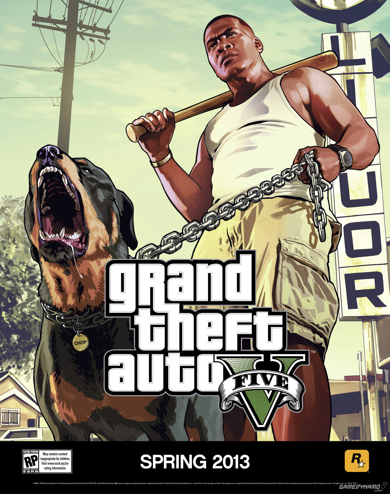 Grand Theft Auto V not at E3 2013