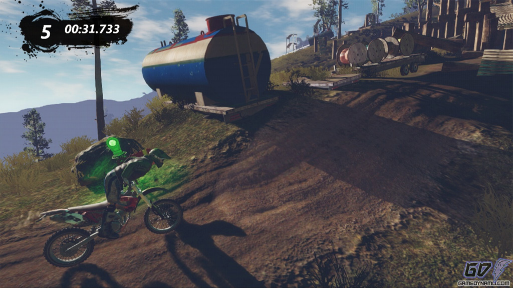 Trials Evolution (Xbox 360) Review Screenshots