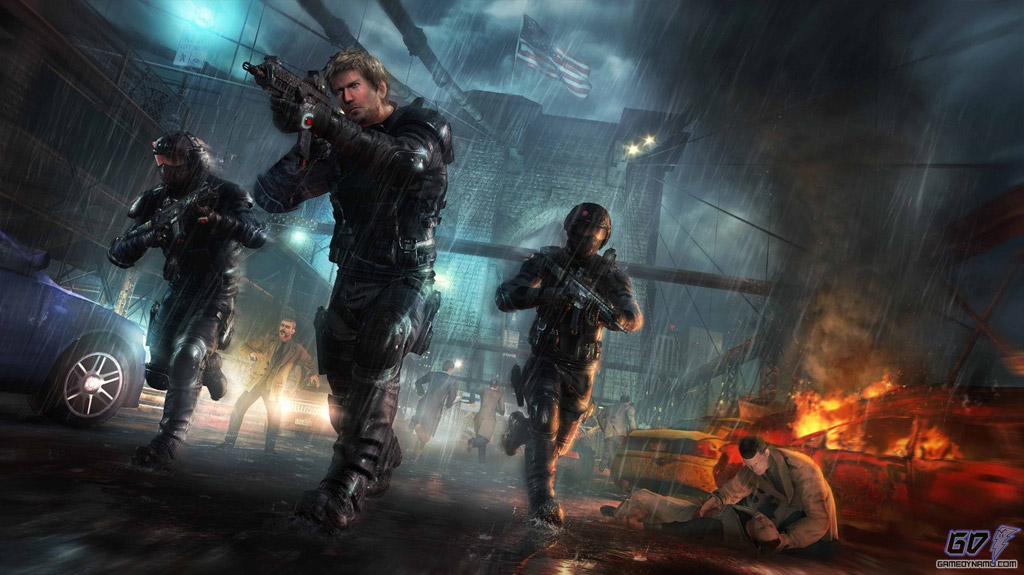 Preview Guide: Top Video Games to Look Forward to in 2013 - Tom Clancy's Rainbow 6: Patriots