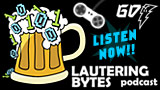 GameDynamo - Lautering Bytes Podcast about video games, food, and drinks