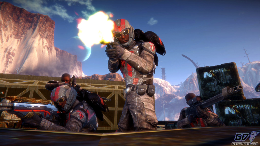 Planetside 2 (PC) Preview Screenshots