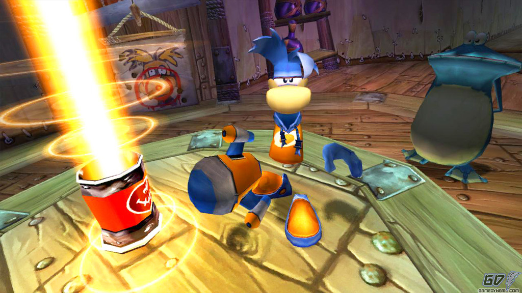Rayman 3 HD (PS3, Xbox 360) Review Screenshots