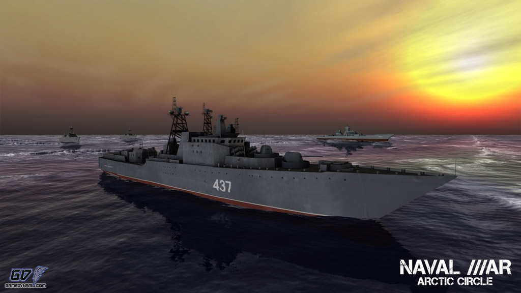 Naval War: Arctic Circle (PC) Review Screenshots