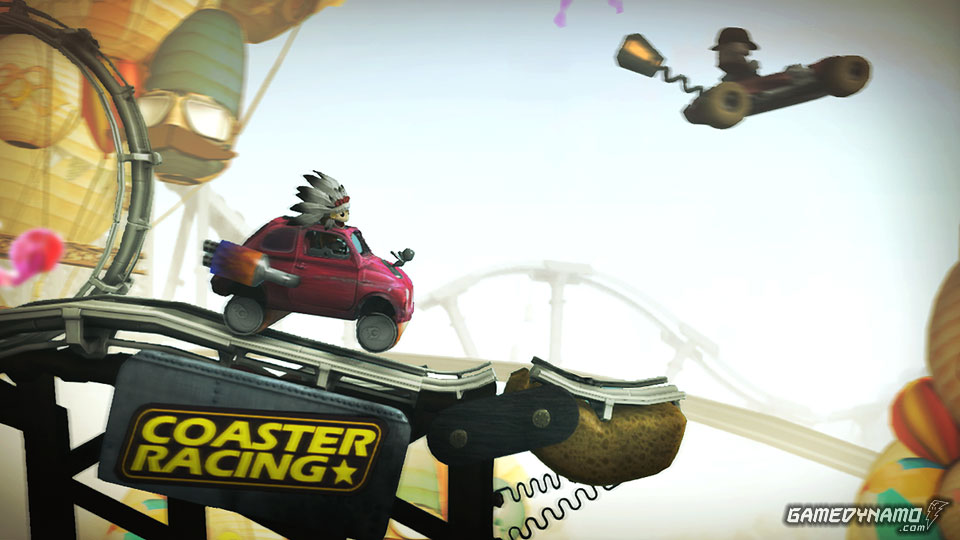LittleBigPlanet PS Vita (Vita) Review Screenshots