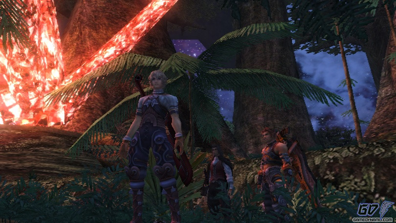 Xenoblade Chronicles (Nintendo Wii) Review Screenshots
