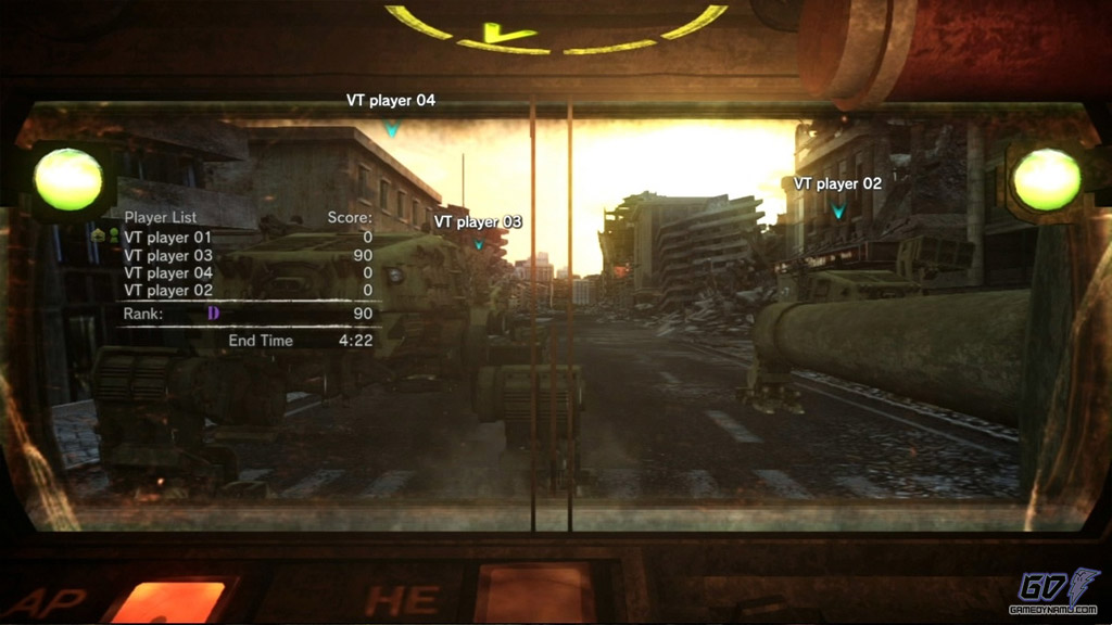 Steel Battalion: Heavy Armor (Xbox 360) Review Screenshots