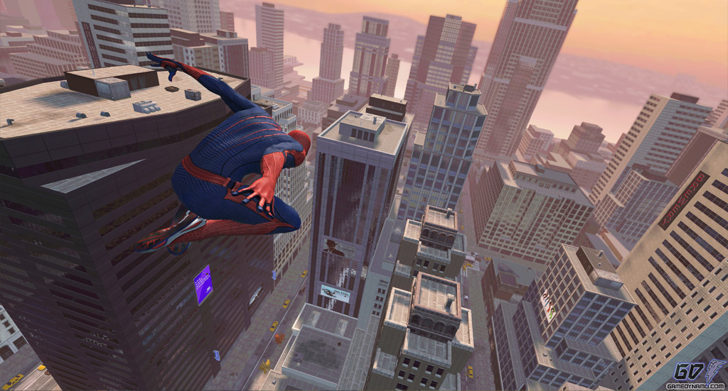 The Amazing Spider-Man (PC, PS3, Xbox 360) Review Screenshots