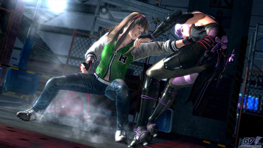 Dead or Alive 5 (PS3, Xbox 360) Hands-On Preview Screenshots