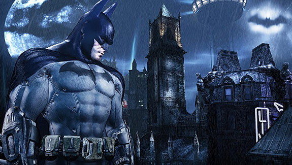 Top 10 Video Game Armor Suits - Batsuit, Batman: Arkham City (PS3 / Xbox 360)