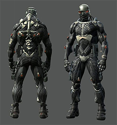 Feature: Top 10 Video Game Armor Suits   GameDynamo