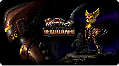 Top 10 Failed Video Game Hero Makeovers - Armored Ratchet, Ratchet: Deadlocked (PS2)