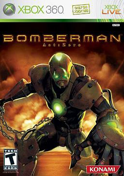 Top 10 Failed Video Game Hero Makeovers - Cyborg Bomberman, Bomberman Act Zero (Xbox 360)