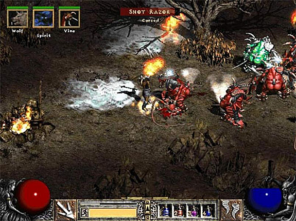 Top 10 Most Complex and Involved Games - Diablo II