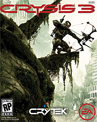 Crysis 3 Box Art / Packshot