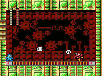 Top 10 Unlikeliest Weapons in Video Games - Metal Blades, Mega Man 2