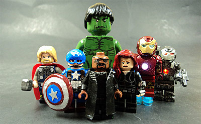 Franchises We'd Like to See Turned into LEGO Games - Marvel Universe