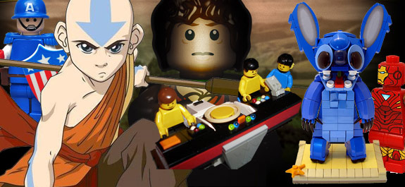 5 Franchises We'd Like to See Turned into LEGO Games