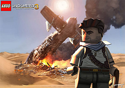 5 Franchises We'd Like to See Turned into LEGO Games - Uncharted