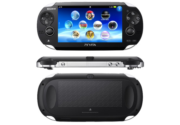PlayStation Vita In-Depth Review - Different Angles