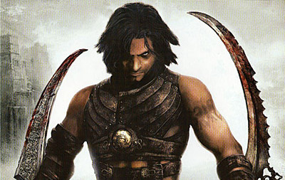 Top 10 Failed Video Game Hero Makeovers - Prince of Persia: Warrior Within (PS2 / Xbox / GameCube)