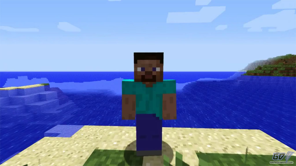Minecraft sells 8 million copies on PC; Notch smiles