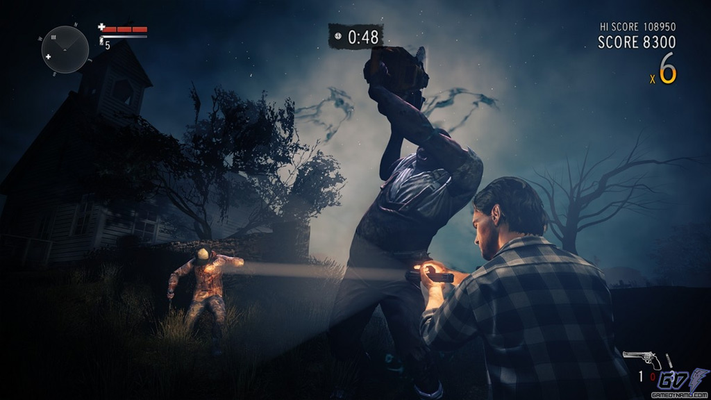 Alan Wake's American Nightmare (Xbox 360 - XBLA) Review Screenshots