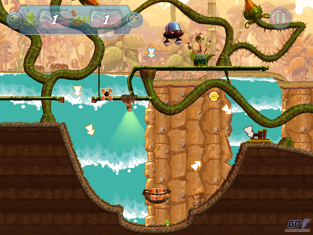 Save the Furries (iPhone, iPod Touch, iPad) Review Screenshots