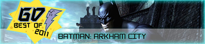 Batman: Arkham City (PC, PS3, Xbox 360)
