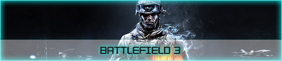 Battlefield 3 (PC, PS3, Xbox 360)